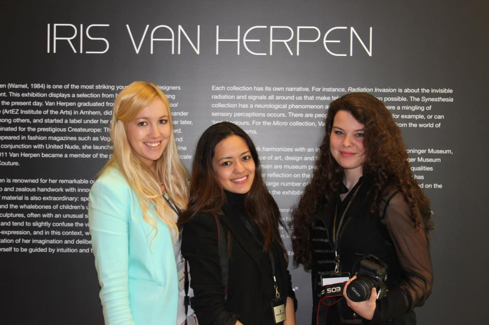 iris van herpen exhibition utrecht Dutch fashion designer iris van herpen is known for using 3d printing in her designs just last week, atlanta's high museum of art debuted an exhibition dedicated to van herpen's designs called iris van herpen: transforming fashion.